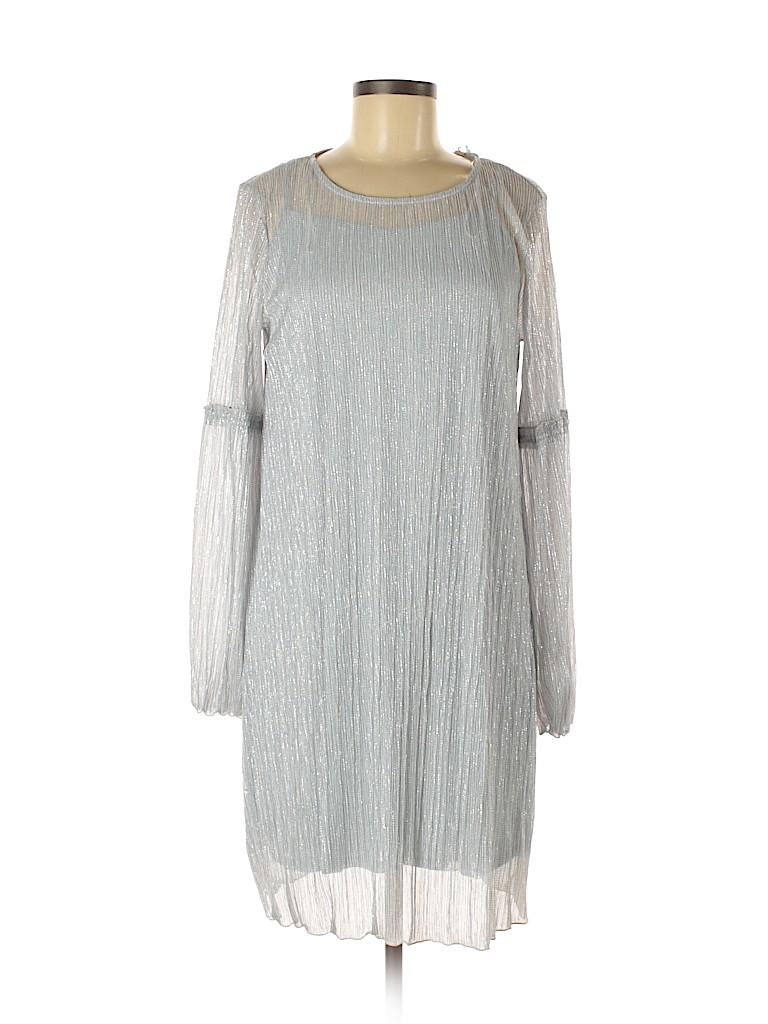 LC Lauren Conrad Women Casual Dress Size M