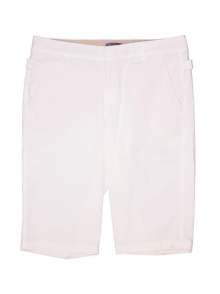 Vince. Women Khaki Shorts Size 10