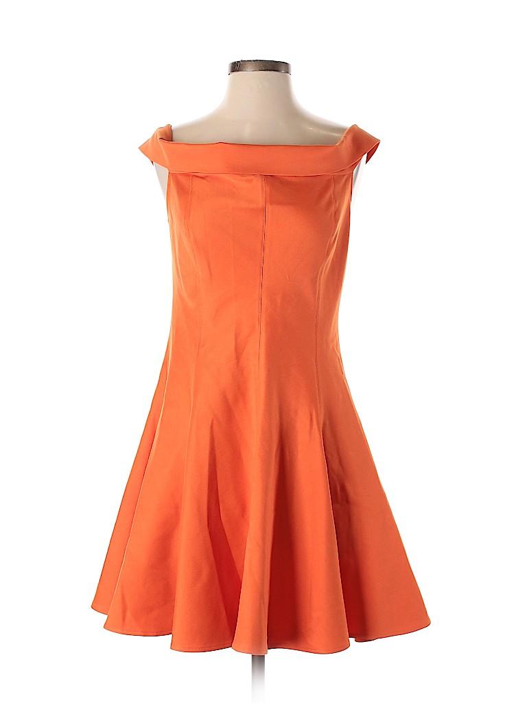 Halston Heritage Women Casual Dress Size 6