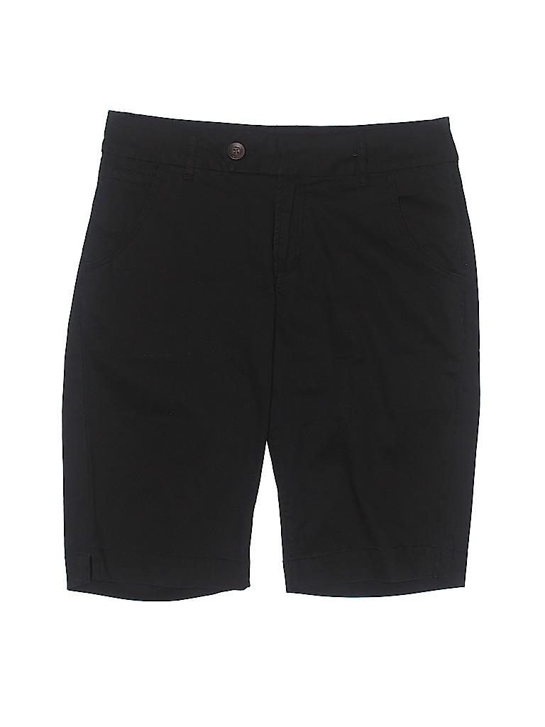 Christopher Blue Women Khaki Shorts Size 8