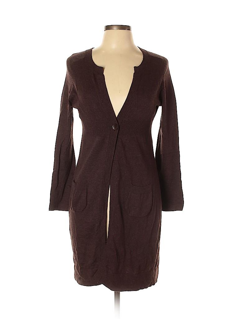 BCBGMAXAZRIA Women Cardigan Size L