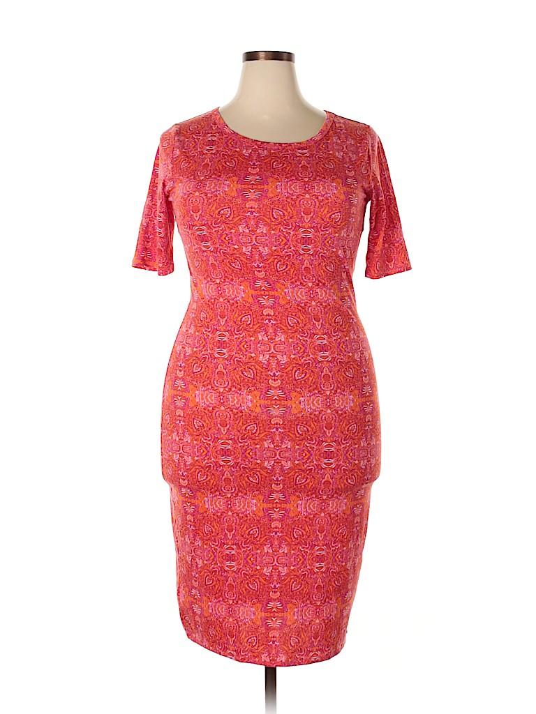 Lularoe Women Casual Dress Size XL