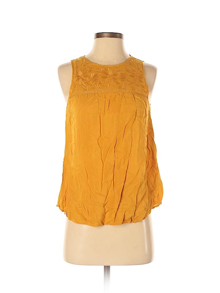 Gap Outlet Women Sleeveless Blouse Size XS