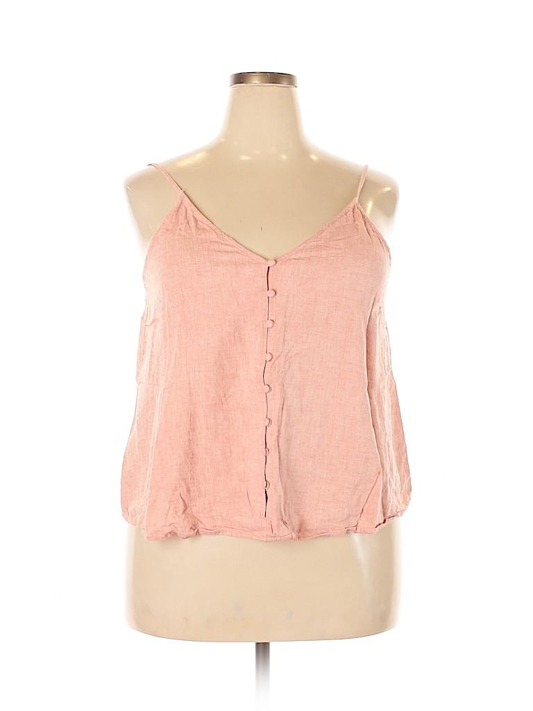 BP. Women Sleeveless Blouse Size XXL