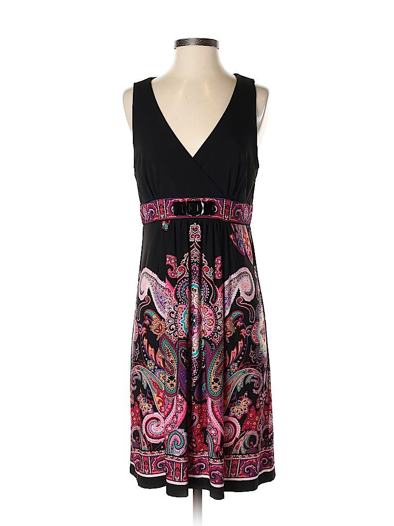 Sandra Darren Women Casual Dress Size S
