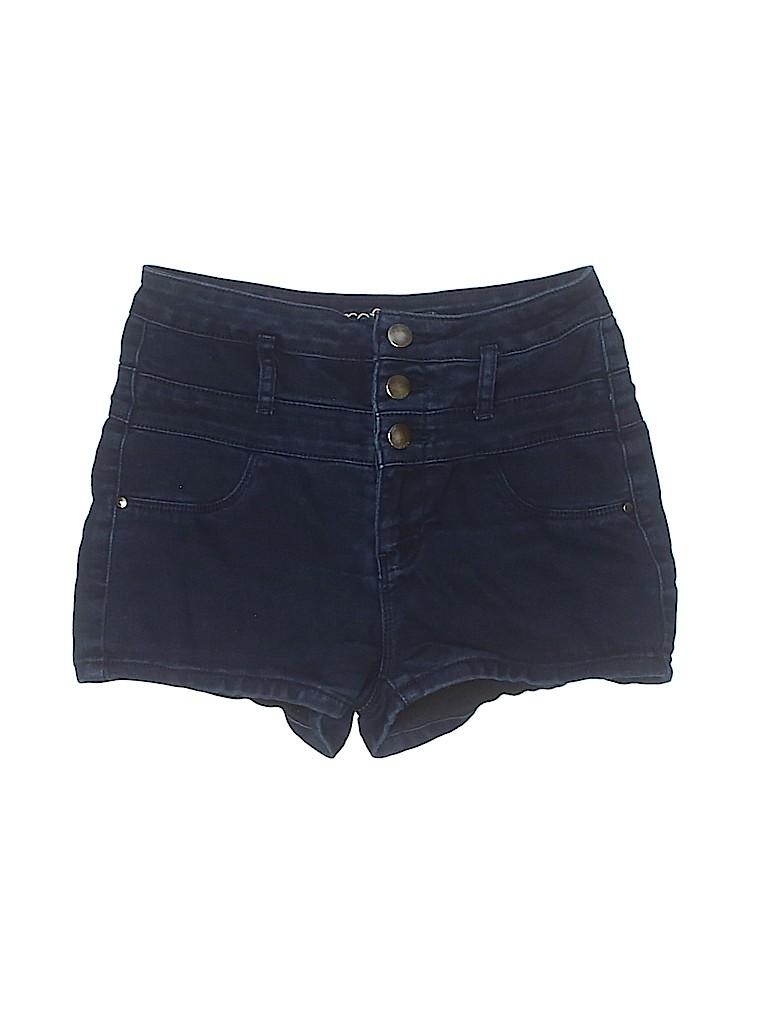 Refuge Women Denim Shorts Size 4