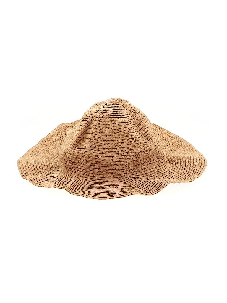 J. Crew Women Sun Hat Size Med - Lg