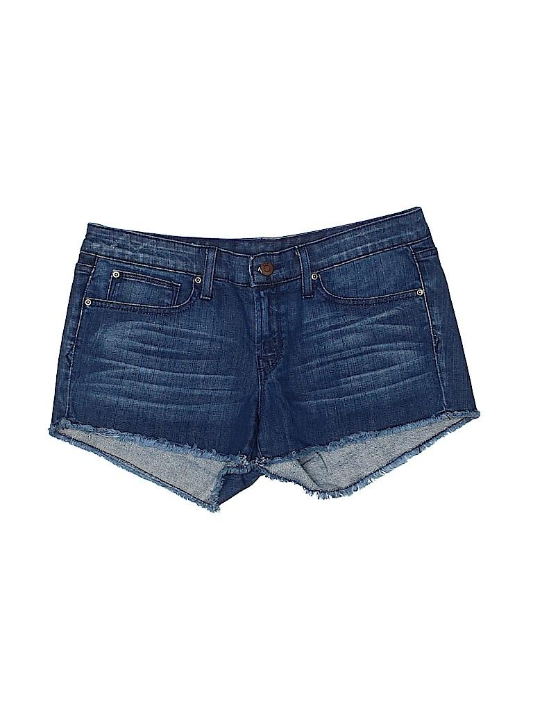 Gap Women Denim Shorts 28 Waist
