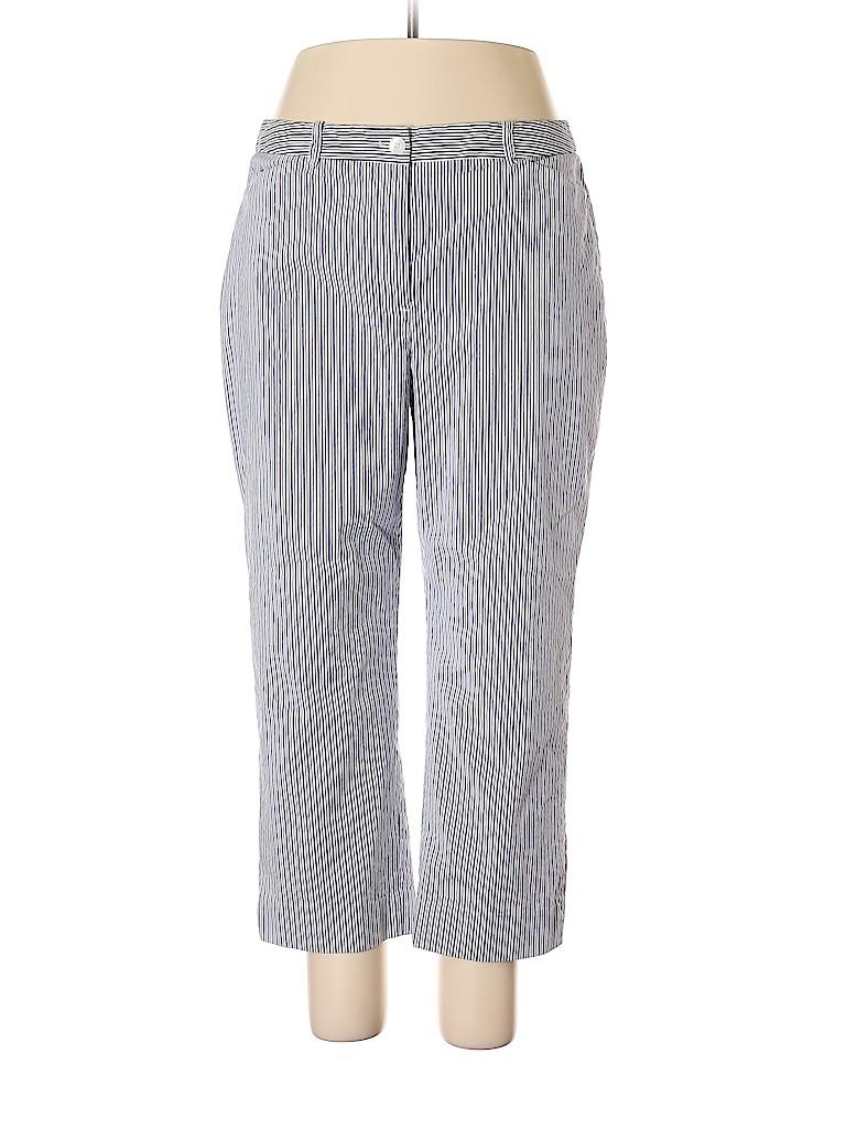 Jones New York Signature Women Casual Pants Size 16