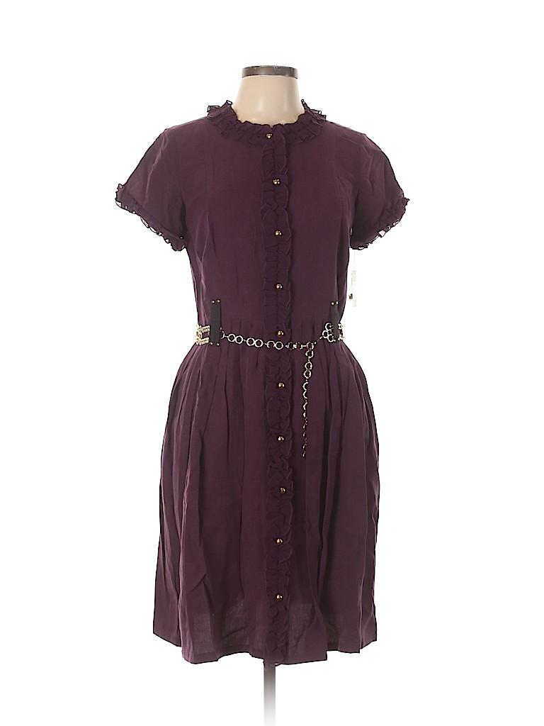 Lauren Moffatt Women Casual Dress Size 12