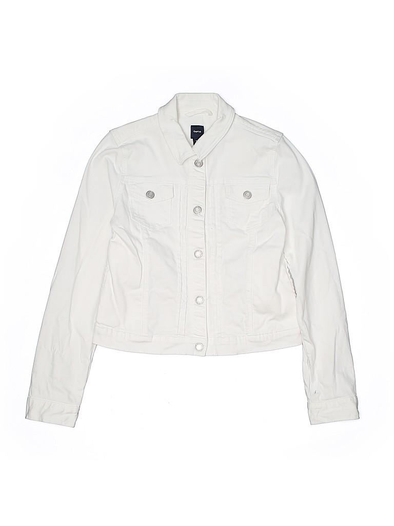Gap Kids Girls Denim Jacket Size XX-Large youth