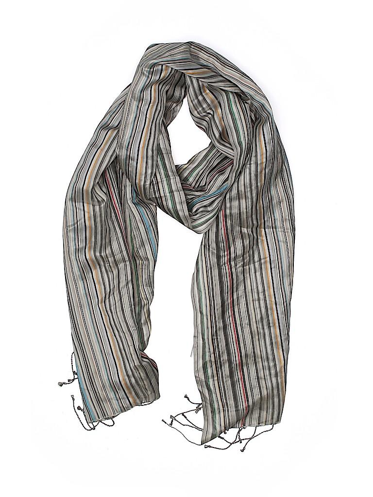 Paul Smith Women Silk Scarf One Size