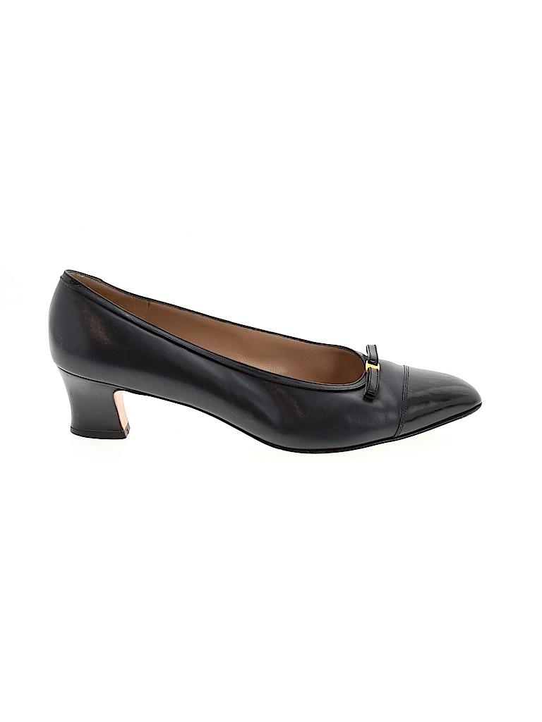 Salvatore Ferragamo Women Heels Size 10 1/2