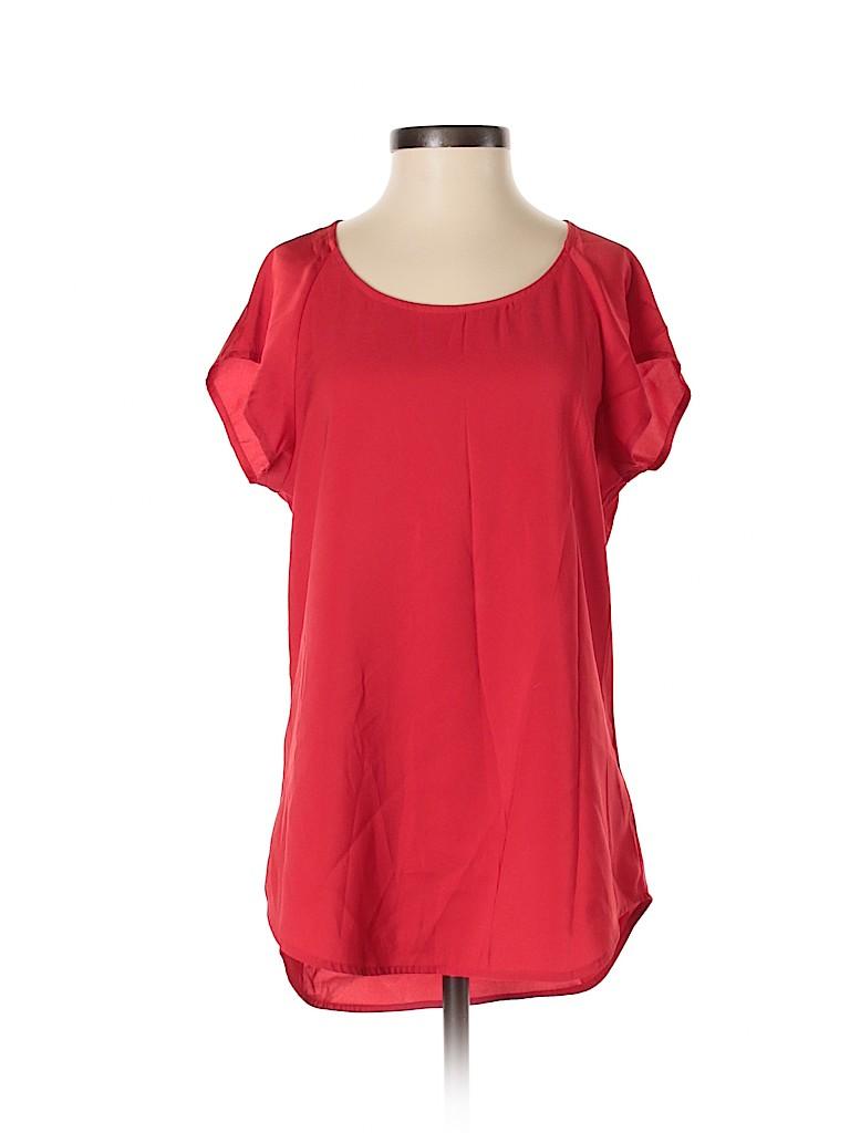 Express Women Short Sleeve Blouse Size XS