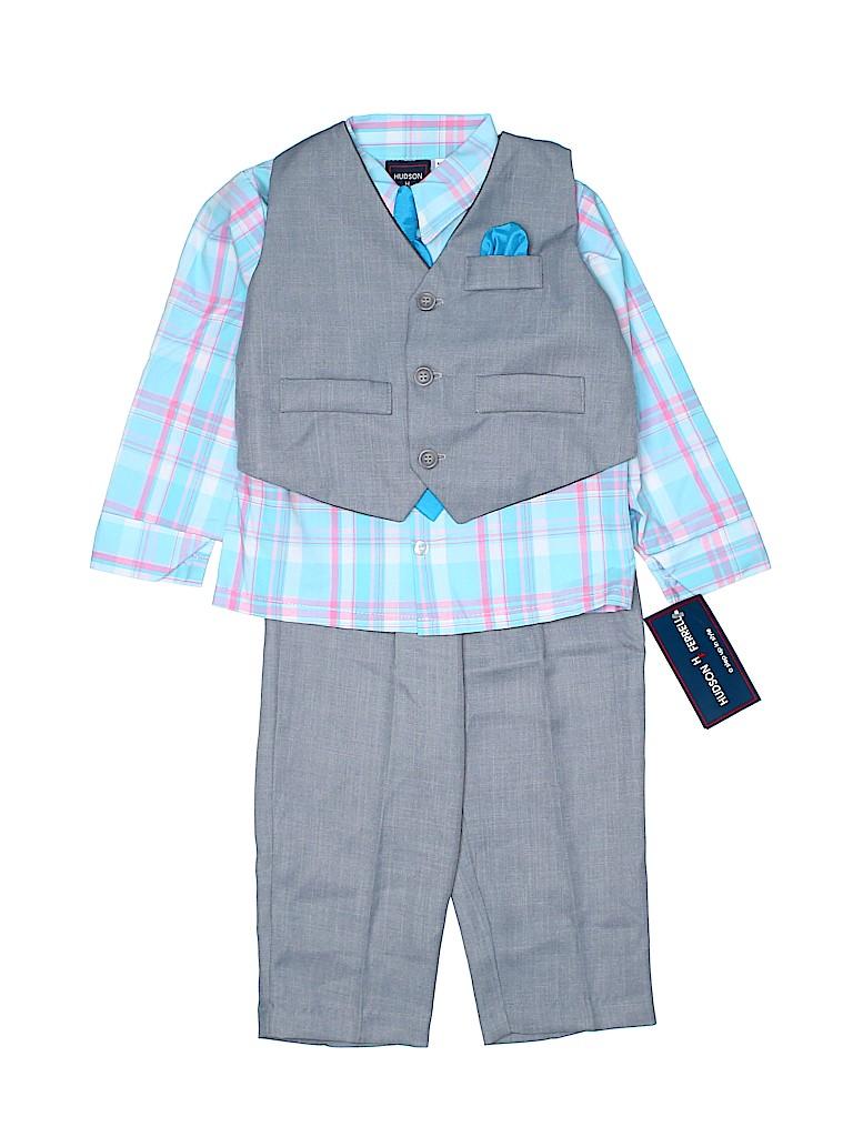 Assorted Brands Boys Tuxedo Vest Size 3T
