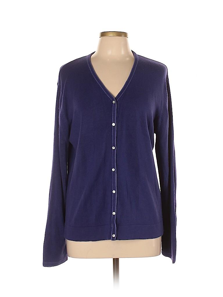 Carolyn Taylor Women Cardigan Size L