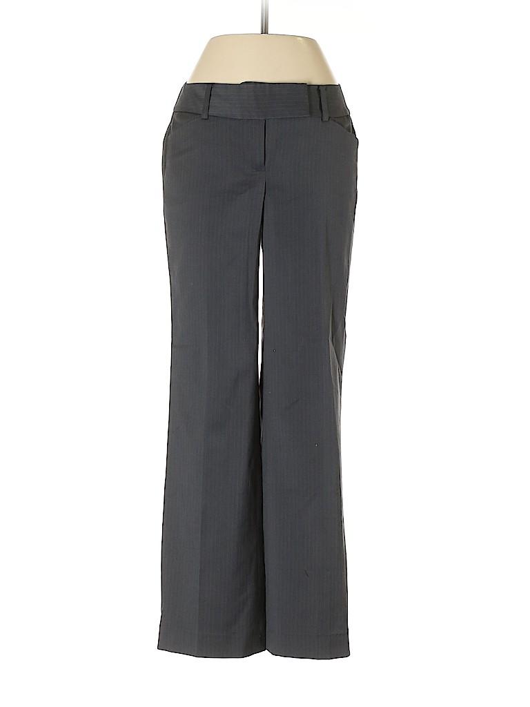Ann Taylor Factory Women Wool Pants Size 0 (Petite)