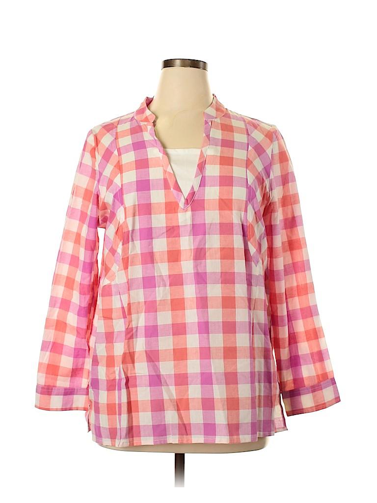 Assorted Brands Women Long Sleeve Blouse Size 16
