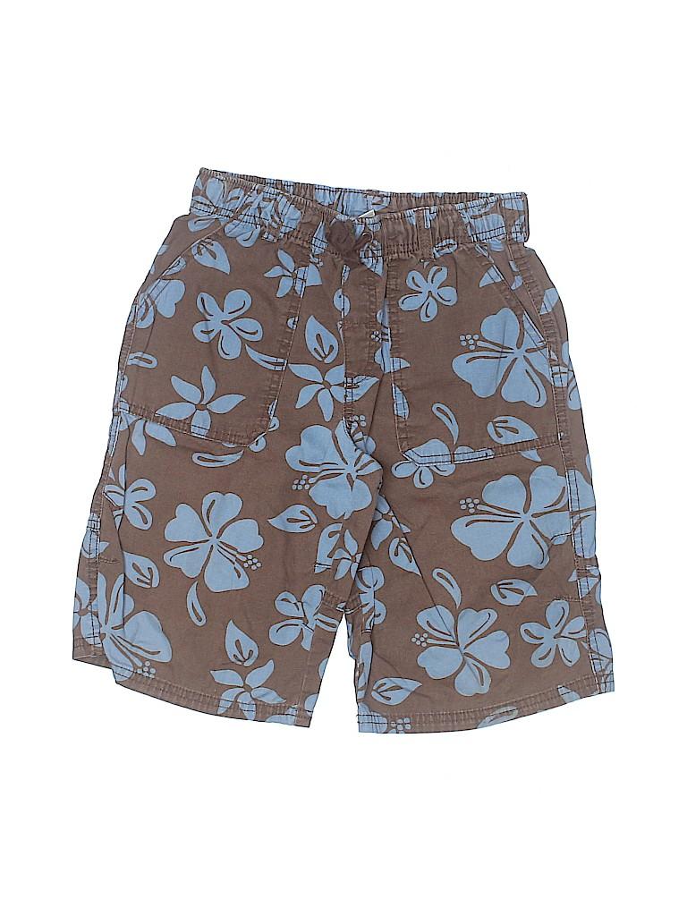Gymboree Boys Khaki Shorts Size 10