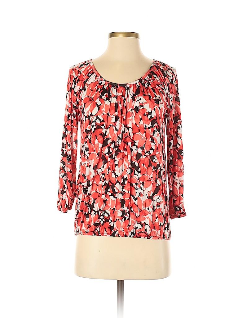 MICHAEL Michael Kors Women 3/4 Sleeve Top Size S