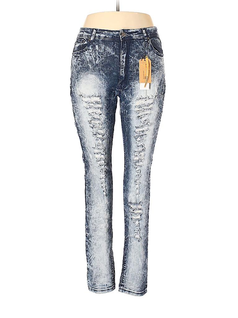 Red Fox Women Jeans Size 19