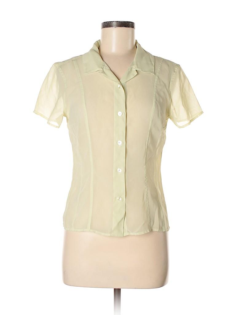 Express Women Short Sleeve Blouse Size 7 - 8