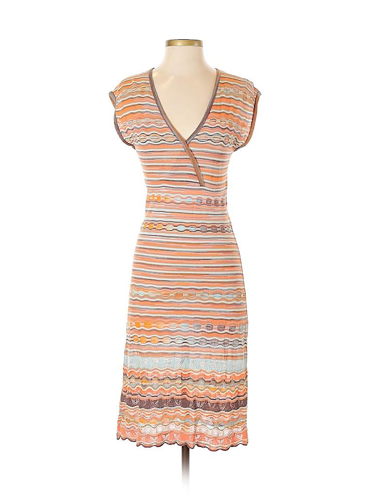 M Missoni Women Casual Dress Size 40 (IT)