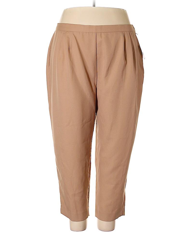 Unbranded Women Dress Pants Size 24 (Plus)
