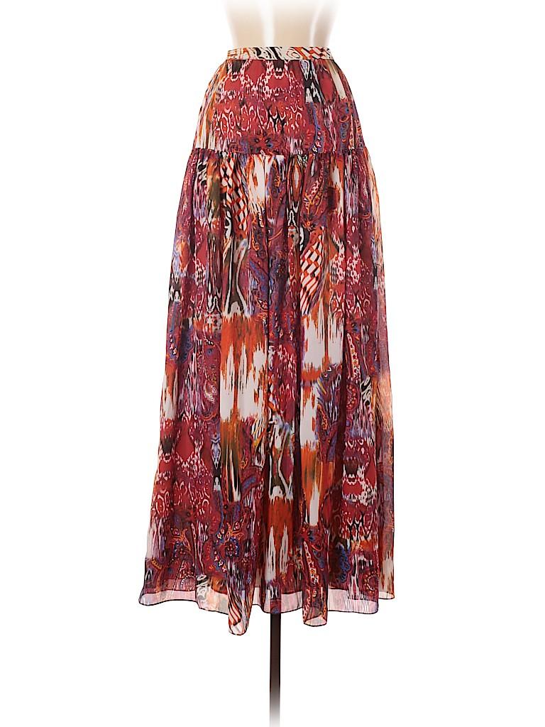 Boston Proper Women Casual Skirt Size 8