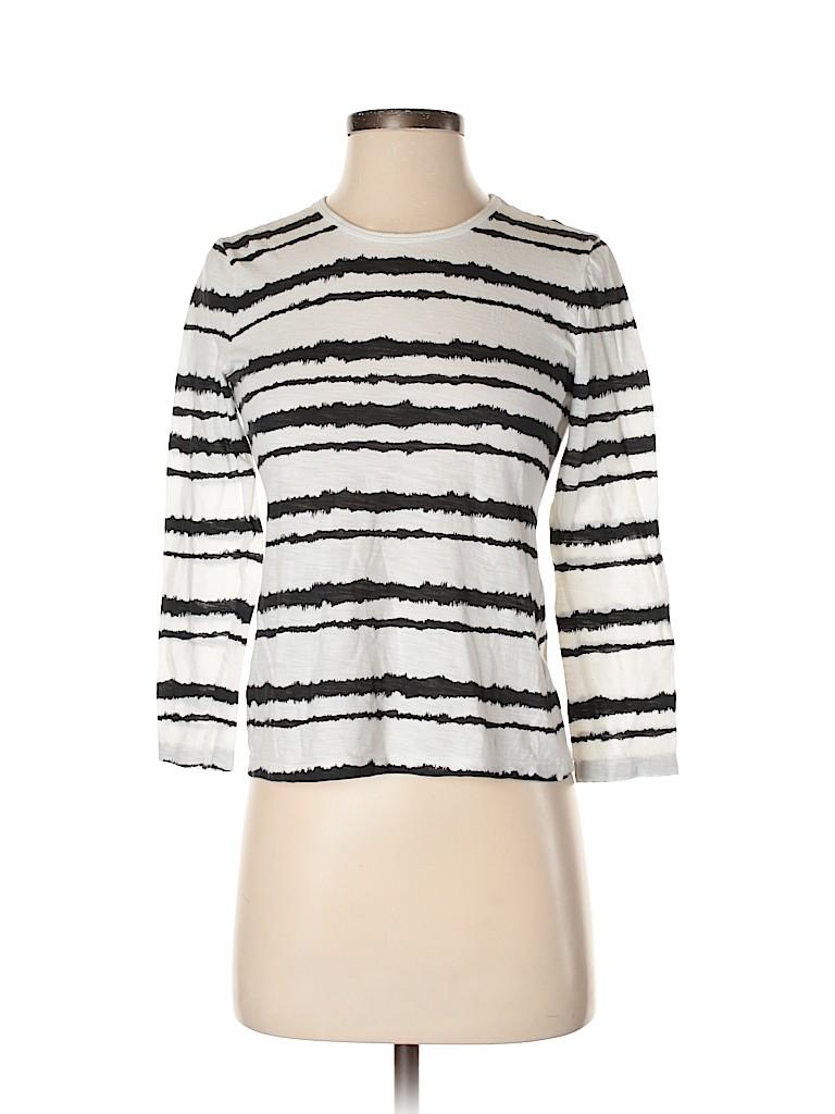 A.L.C. Women 3/4 Sleeve Top Size XS