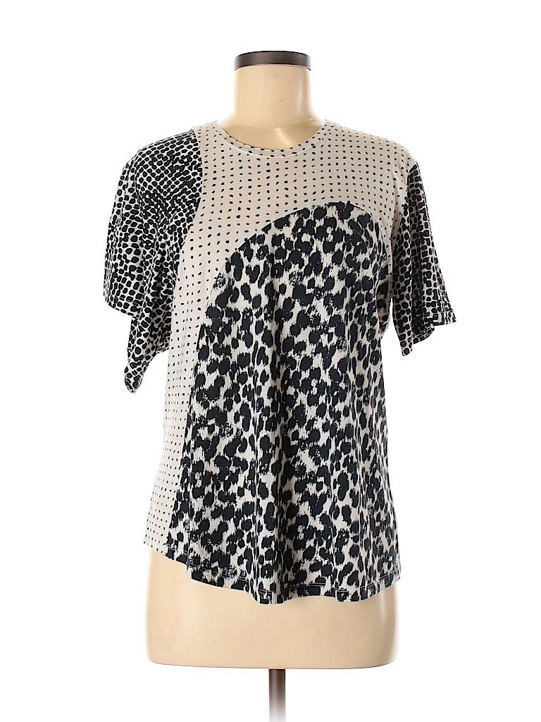 Adidas Stella McCartney Women Short Sleeve T-Shirt Size 40 (EU)