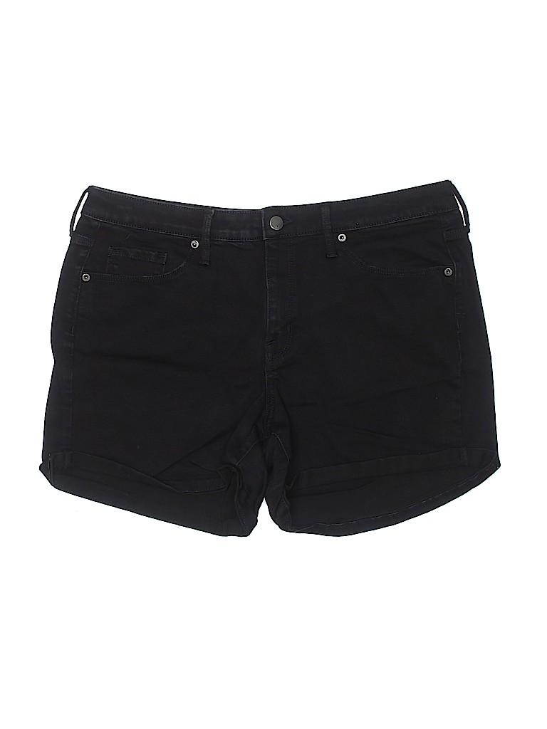 Mossimo Women Denim Shorts Size 16