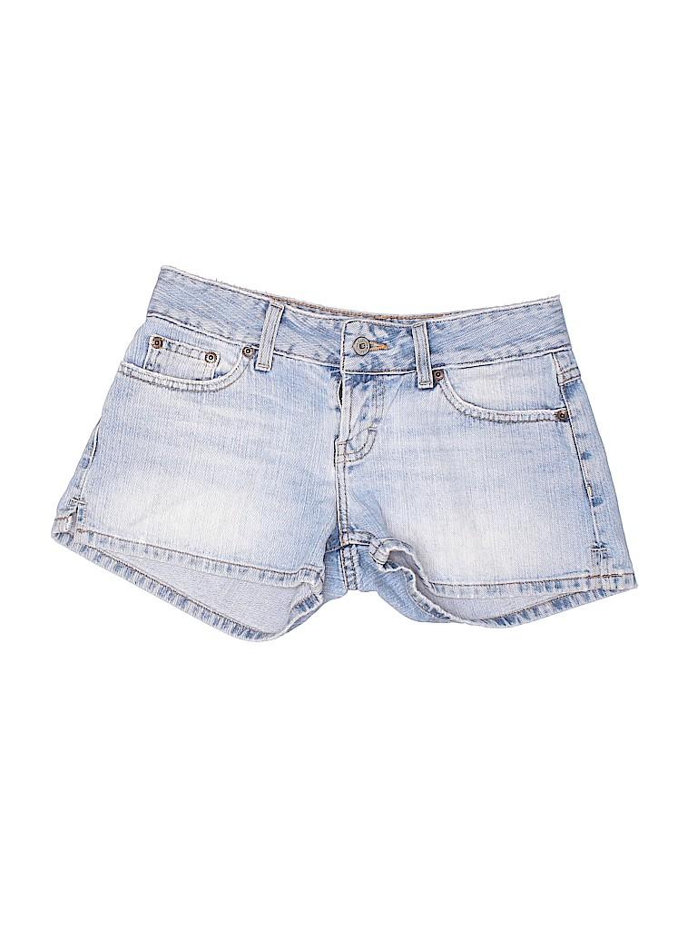 BKE Women Denim Shorts 27 Waist