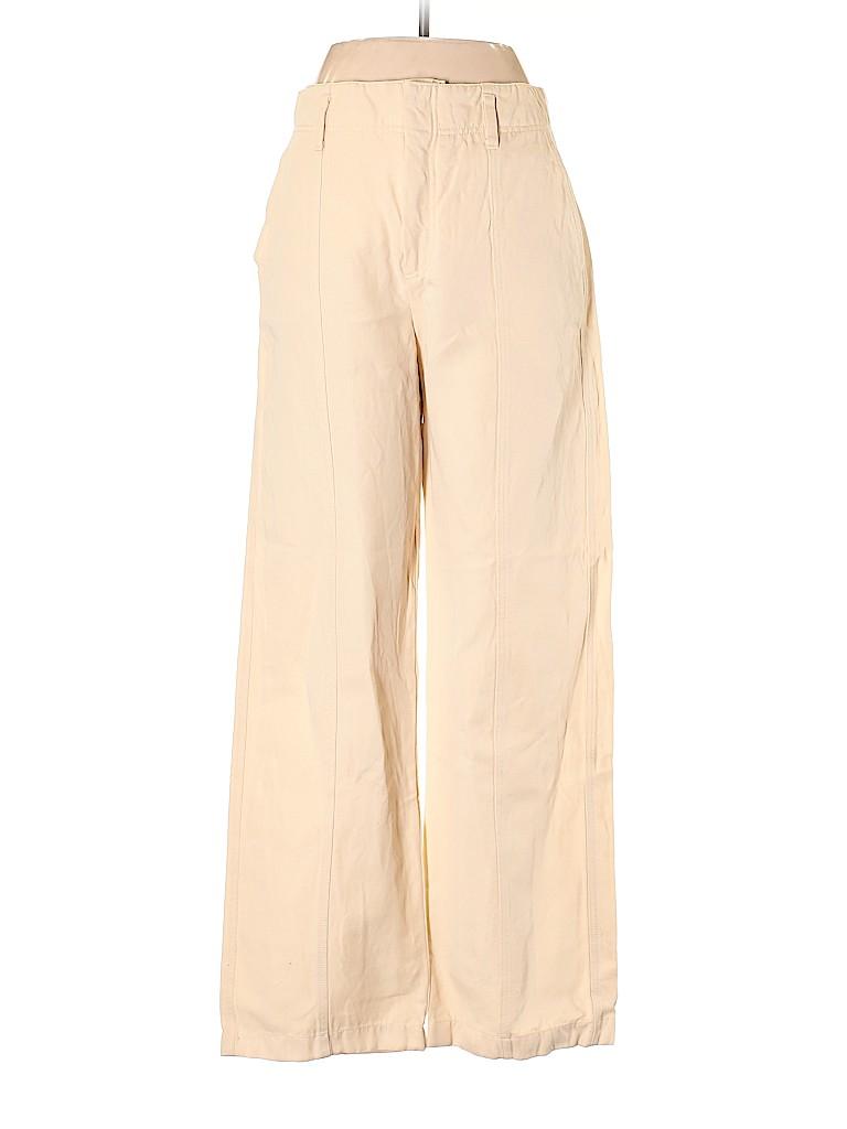 Vince. Women Linen Pants Size 8