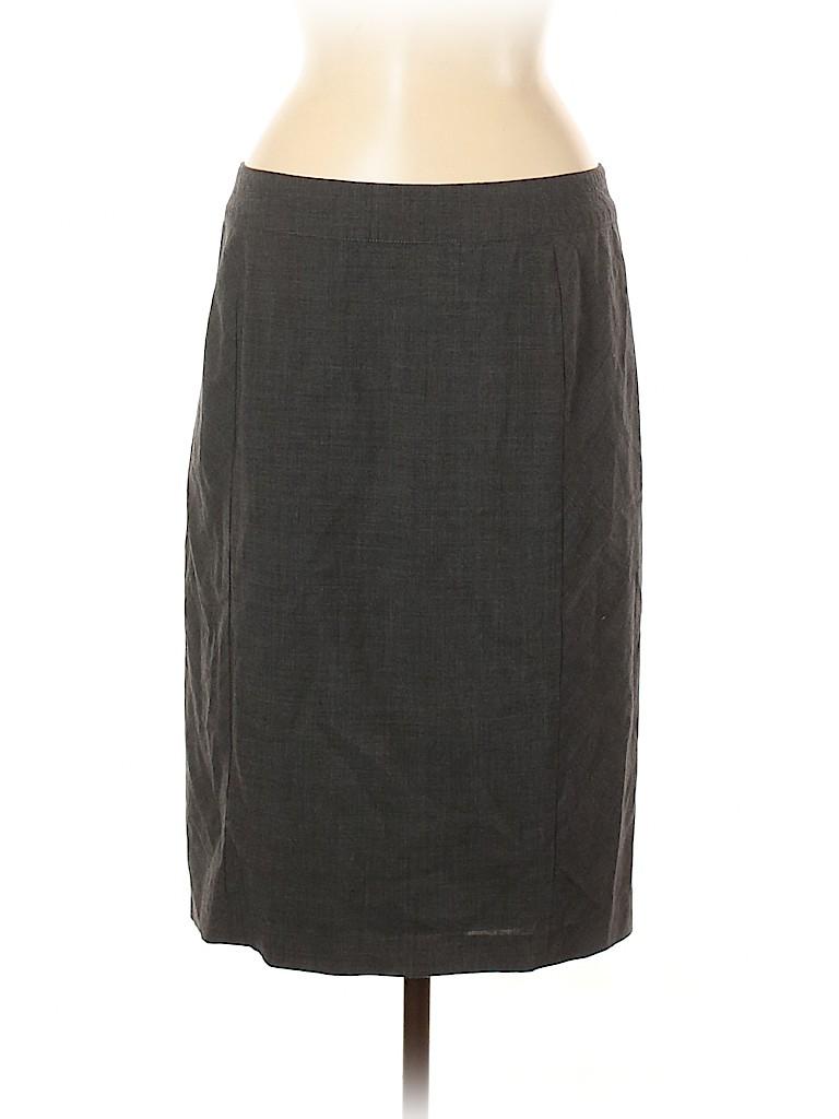 Express Women Wool Skirt Size 8