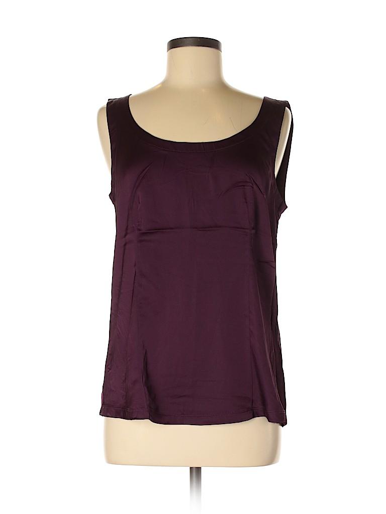 DKNY Women Sleeveless Blouse Size M