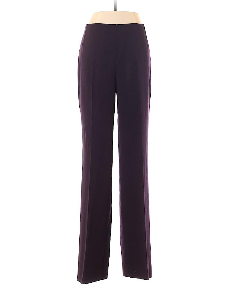AKRIS Women Wool Pants Size 8