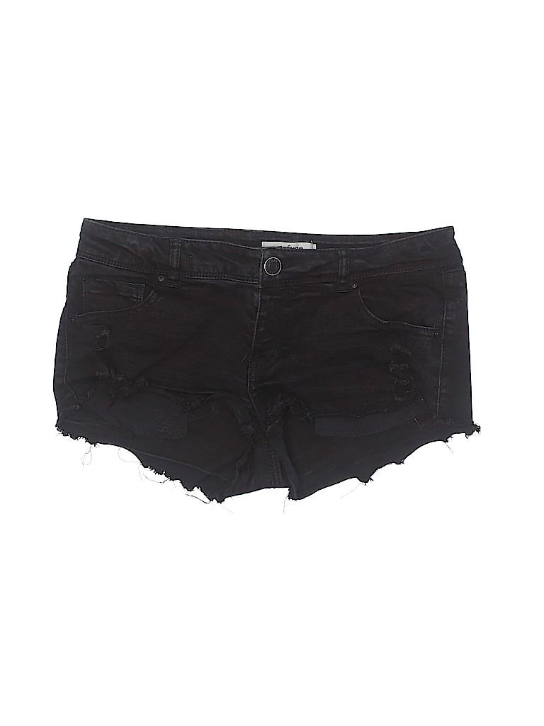 Refuge Women Denim Shorts Size 6