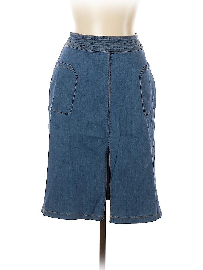 Universal Thread Women Denim Skirt Size 6