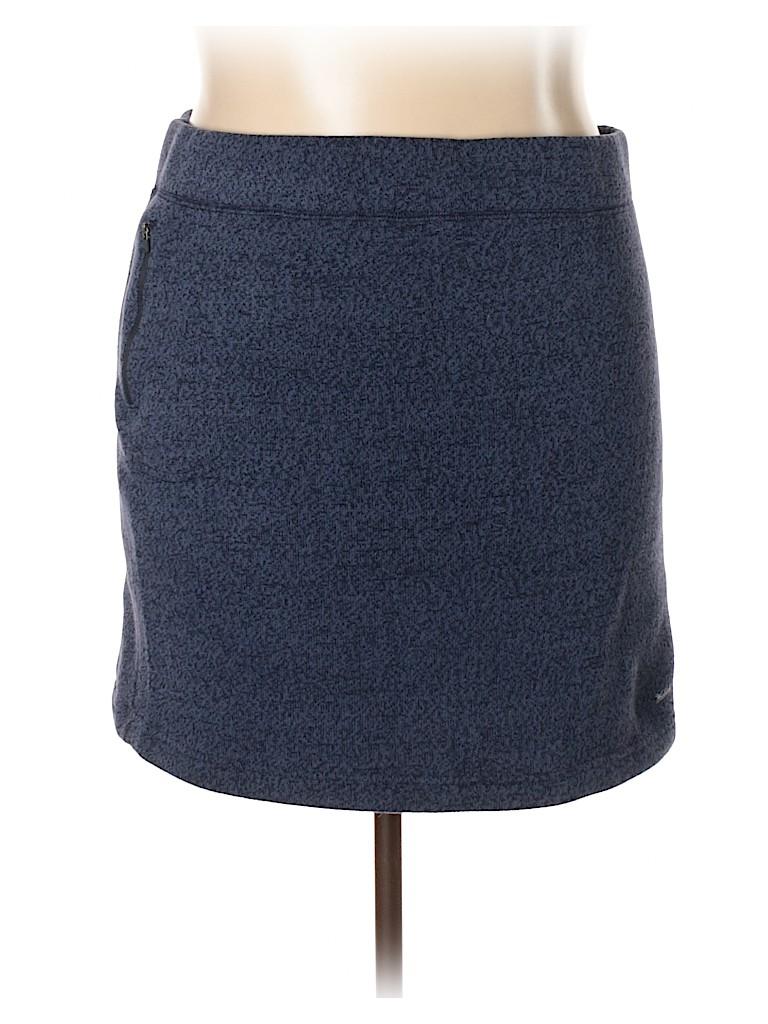Woolrich Women Casual Skirt Size 2X (Plus)