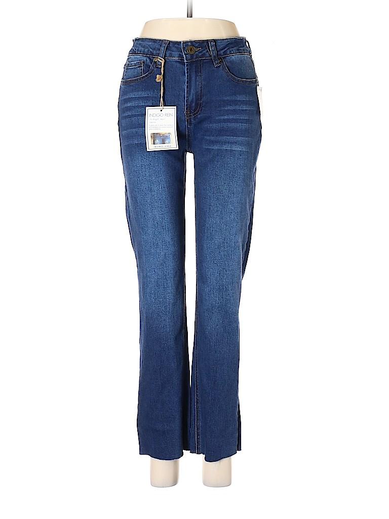 Indigo Rein Women Jeans Size 9