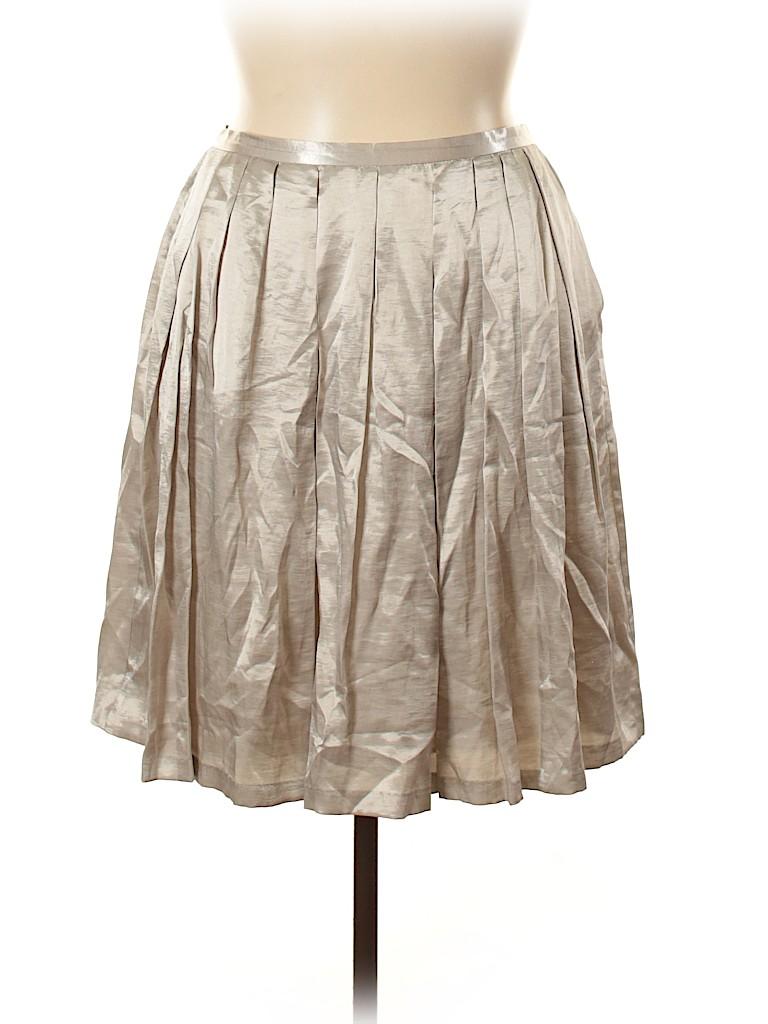 White House Black Market Women Casual Skirt Size 12