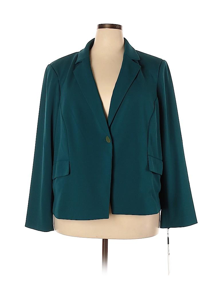 Calvin Klein Women Blazer Size 22W (Plus)