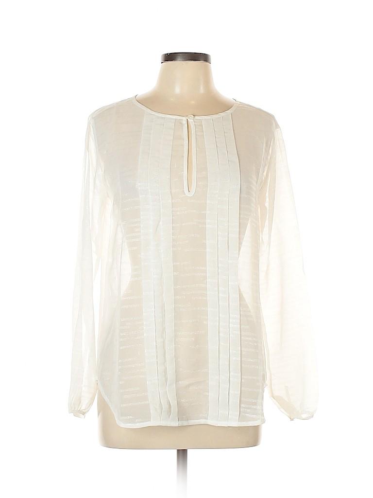 BB Dakota Women Long Sleeve Blouse Size S