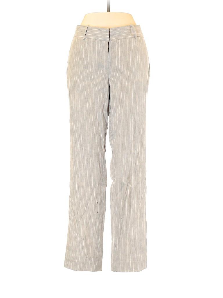 Ann Taylor Women Linen Pants Size 0 (Petite)