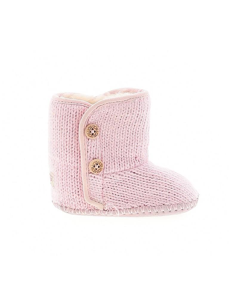 Ugg Australia Girls Ankle Boots Size 2 - 3 Kids