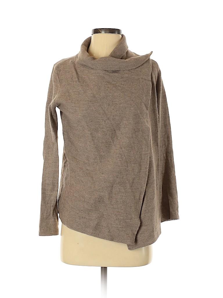 Tahari Women Wool Cardigan Size S
