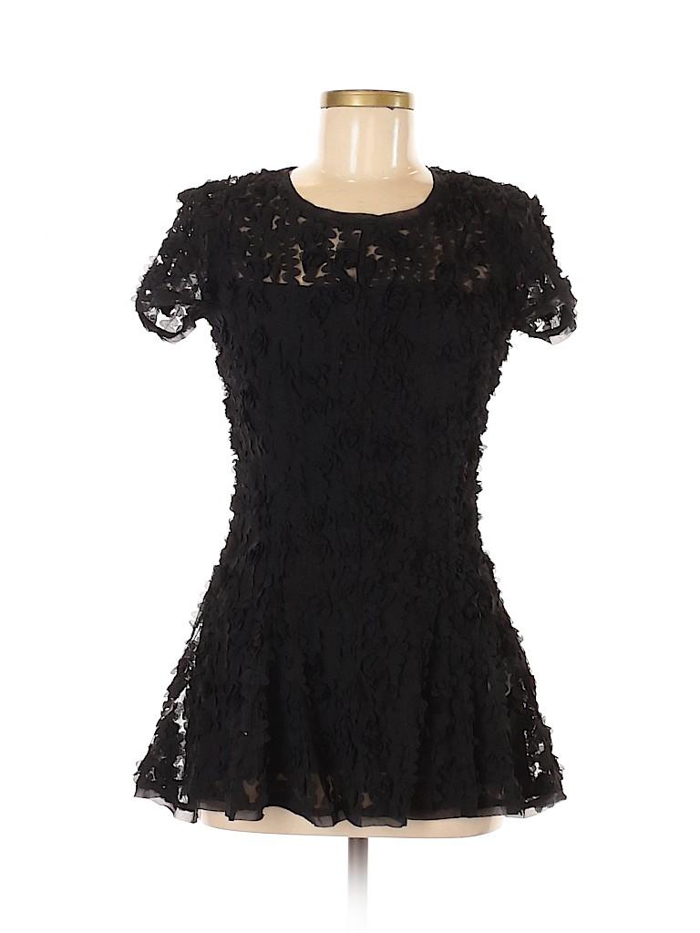 Unbranded Women Short Sleeve Blouse Size 2