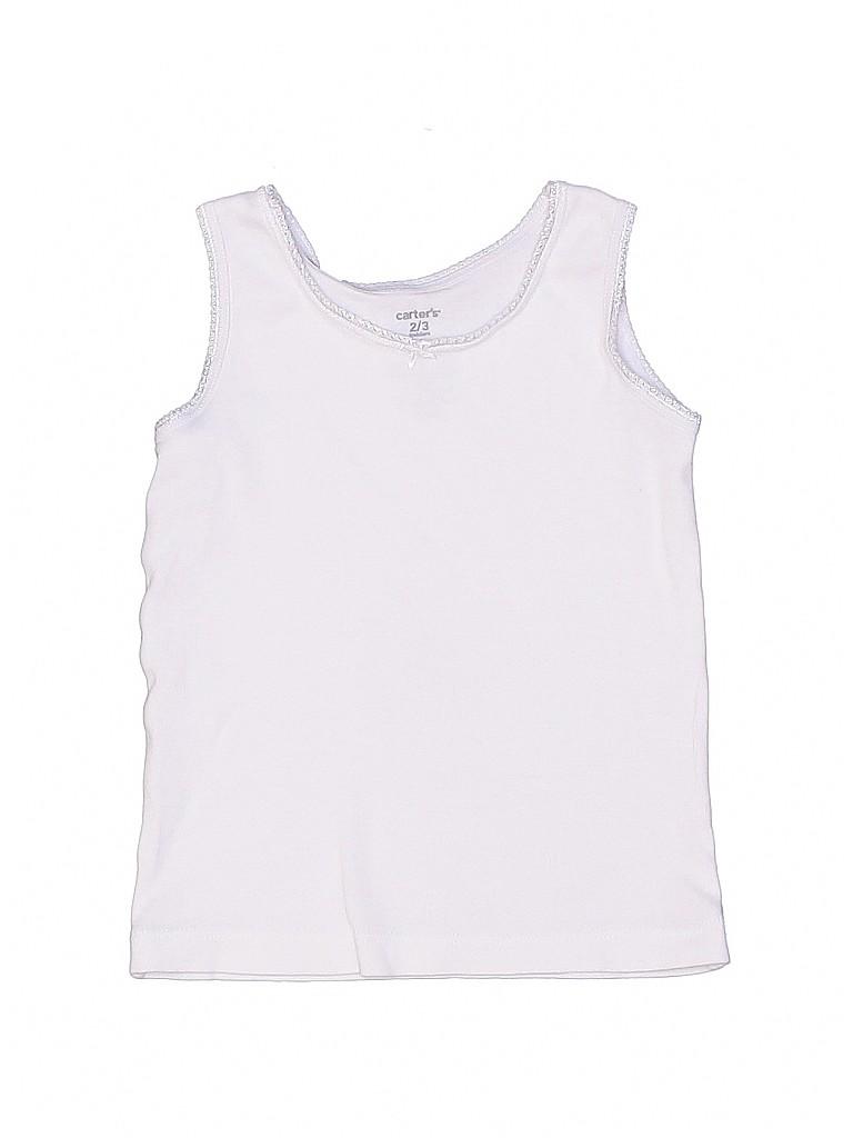 Carter's Girls Sleeveless Top Size 2T - 3T