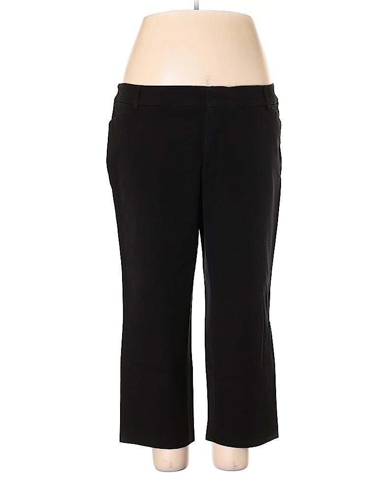 Charter Club Women Casual Pants Size 18W (Plus)